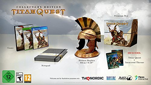 Zoom IMG-1 thq nordic titan quest collector