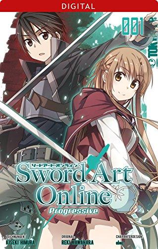 Sword Art Online - Progressive 01 (Sword Art Asuna)