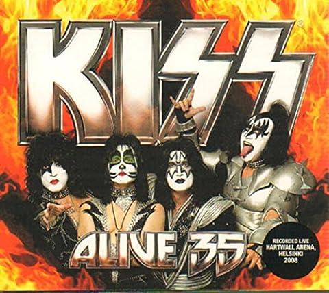 Kiss Alive 35 - Kiss Alive 35 - Hartwell Arena, Helsinki,