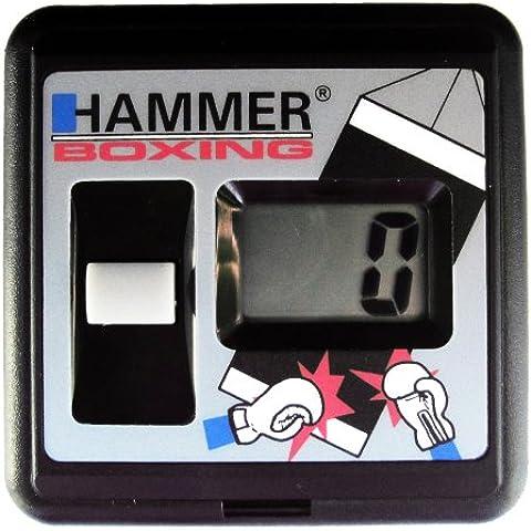 Hammer - Contador de golpes para saco de boxeo