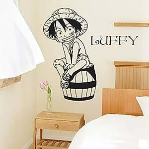 Anime cosplay one piece da parete monkey d luffy cidbest - Decorazione parete cameretta ...