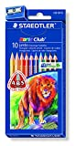 Staedtler 128 NC10 - Noris Club triplus jumbo Farbstift