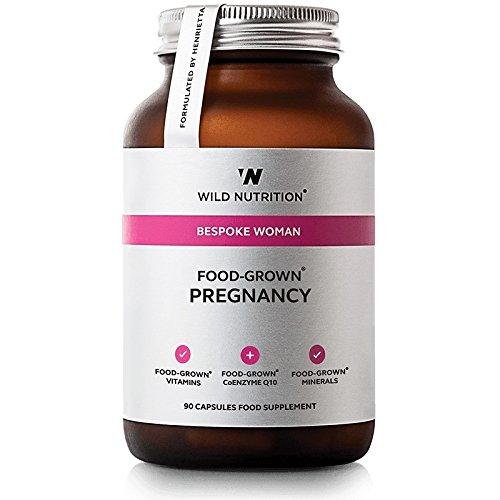 Wild Nutrition Bespoke Woman Food-Grown Pregnancy Capsules 90