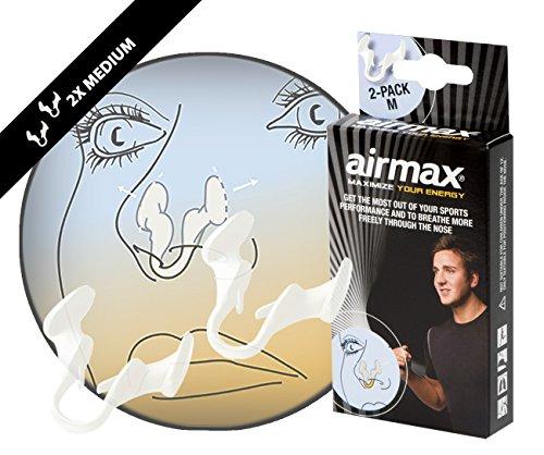 AIRMAX SPORT Medio | Dilatador nasal mejor