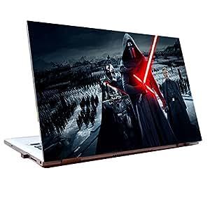 Tamatina Laptop Skin 15.6 inch - Star War - Gaming Skin - HD Quality - Dell-Lenovo-HP-Acer