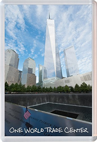 One World Trade Center/Centre - New York - USA - Brand New Gift/Present/Souvenir