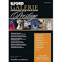 ILFORD GALERIE Prestige FineArt Smooth Pearl 270 GSM A4-210 mm x 297 mm 25 Blatt