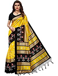 4c7b98bee669c Yellows Women s Sarees  Buy Yellows Women s Sarees online at best ...