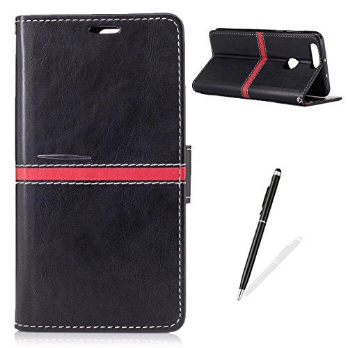 huawei-honor-8-case-huawei-honor-8-wallet-case-feeltech-magqi-magnetic-closure-premium-folio-pu-leat