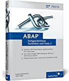 ABAP – Fortgeschrittene Techniken und Tools, Band 2 (SAP PRESS)