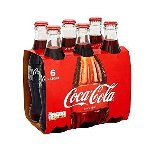 Bouteilles De Coca En Verre De Cola (De 6X330Ml)