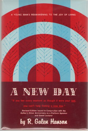 A new day: A young man's reawakening to the joy of living Joy Von Young Living