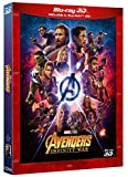 avengers: infinity war (blu-ray 3d + blu ray)