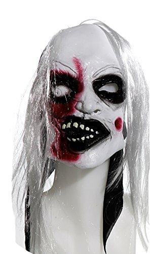 Preis am Stiel® Halloween Maske Horror