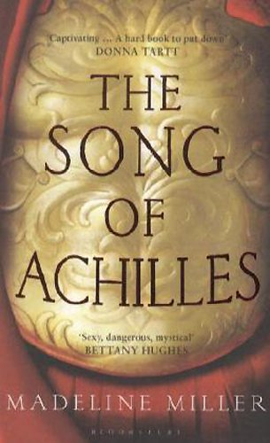 Anglais-the song of achilles