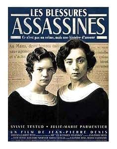 Les Blessures assassines [Import belge]