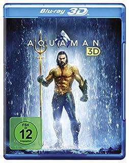 Aquaman [3D Blu-ray]