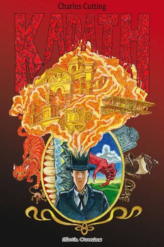 Kadath : or The Dream Quest of Randolph Carter by Charles Cutting (11-Jun-2015) Paperback