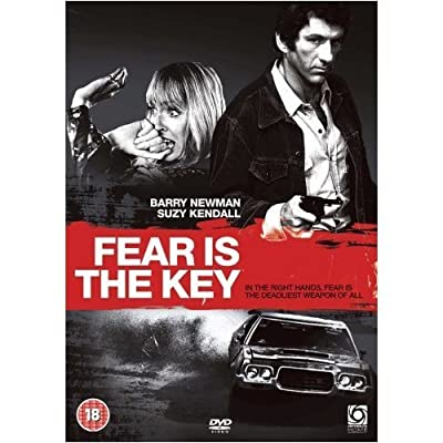Angst ist der Schlüssel / Fear Is the Key ( ) [ UK Import ]