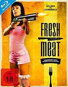 Fresh Meat - Steelbook [Blu-ray] [Limited Edition]