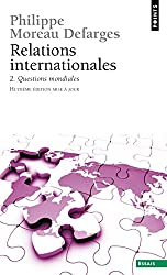 Relations internationales : Tome 2, Questions mondiales