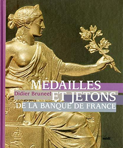 Médailles et jetons de la Banque de France