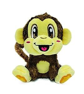 Scentco Bananas Monkeys Smanimals (Amarillo/marrón)
