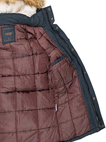 S!RPREME Hommes chaud doublé Parka Veste à capuche Manteau d'hiver Veste Transitional veste extérieure Veste à capuche 9991 Noir Bleu M L XL XXL Bleu Marin