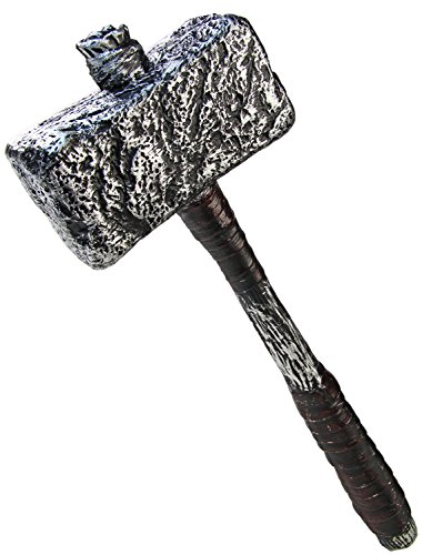 Seiler24 Gigantischer Thor Hammer Karneval