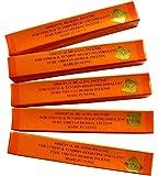 Original de Nepal curación hierbas incienso Joss 31Hierbas-2A 10paquetes de varillas