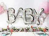 #5: Theme MyParty BABY FOIL BALLOON 18