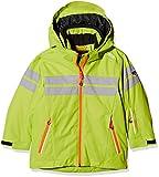 CMP Jungen Skijacke Jacke, Lime Green, 110
