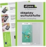 dipos I 6X Schutzfolie matt passend für ZTE Nubia M2 Folie Displayschutzfolie