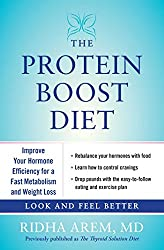 The Protein Boost Diet: Improve Your Hormone Efficiency for a Fast Metabolism and Weight Loss (English Edition)