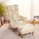 LI JING SHOP - Individual Fold Chaise Longue Dormitorio de