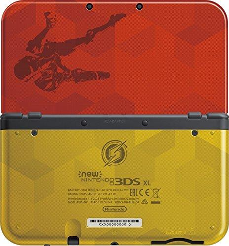 Nintendo 3DS XL   Consola De Edición Metroid Samus