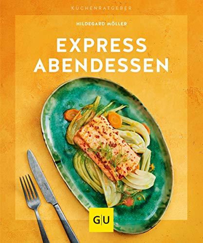 Buchseite und Rezensionen zu 'Express-Abendessen (GU KüchenRatgeber)' von Hildegard Möller