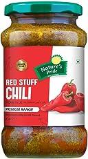 Nature's Pride BANARSI Mirch Pickle (400g)