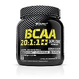 OLIMP BCAA 20:1:1 + Xplode Powder Aminosäuren, 500g, Geschmack:Birne