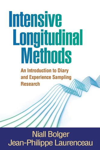 Intensive Longitudinal Methods: An Introduction to Diary and Experience Sampling Research (Methodology in the Social Sciences) (English Edition)