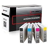 Patrone für Epson Stylus 9000 T407 Black - Schwarz, 220ml, Kompatibel zu C13T407011