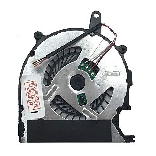 Lüfter/Kühler - Fan komaptibel für Sony Vaio SVP1321L1EBI, SVP1321X9EB.G4, SVP132A1CM, SVP1321C5E, SVP1321M9EB, SVP1321Z9E/B, SVP1321C5E1, SVP1321M9EB.G4, SVP1321Z9EB - G4 Grafikkarte