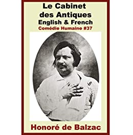 balzac le cabinet des antiques editions vocabulary