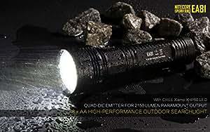 Lampe de poche EA81 Explorateur