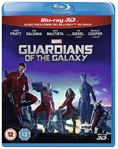 Preisvergleich Produktbild Guardians of the Galaxy (Blu-ray 3D) [UK Import]
