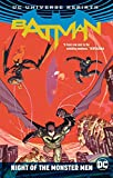 Batman: Night of the Monster Men (Rebirth) (Batman: Rebirth)