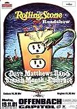 Dave Matthews Band - Everyday, Offenbach & Frankfurt 2001