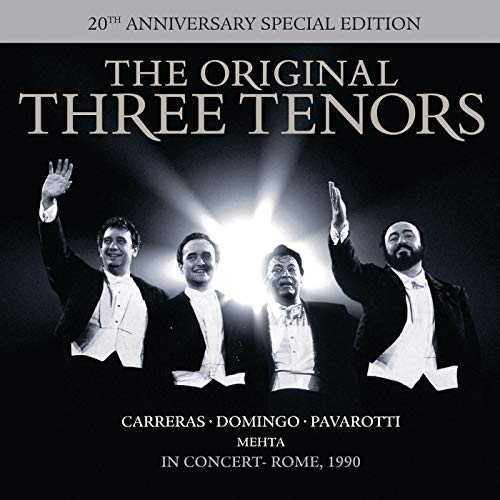 The Three Tenors - In Concert ...