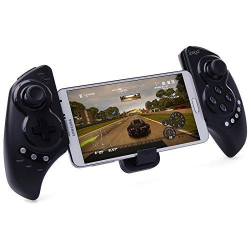 Mondpalast Bluetooth V3.0 sans fil Smartphone et tablette contrôleur de jeu 9023 pour Samsung Galaxy S4 S5 Note 2 Note 3 Note 4 Sony Xperia Z1 Z2 Z3 M2 T3 Z1 compact Z Ultra iphone 5s 5c 5g 6 HTC ONE M7 M8 Lg G3 G2 mini Nokia Lmia 930 630 Tab S T700 T800 Tab 4 T530 T230 Asus Memo Pad Fonepad Acer ipad air