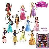 Disney Princess Doll Coffret cadeau Poupée 11 x 27,9 cm - Version spéciale Moana